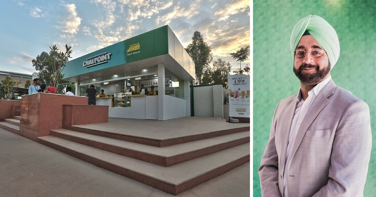 Chai Pe Charcha with the Man Who Brewed the Idea of Chai Point – India's Largest Tea Retail Chain