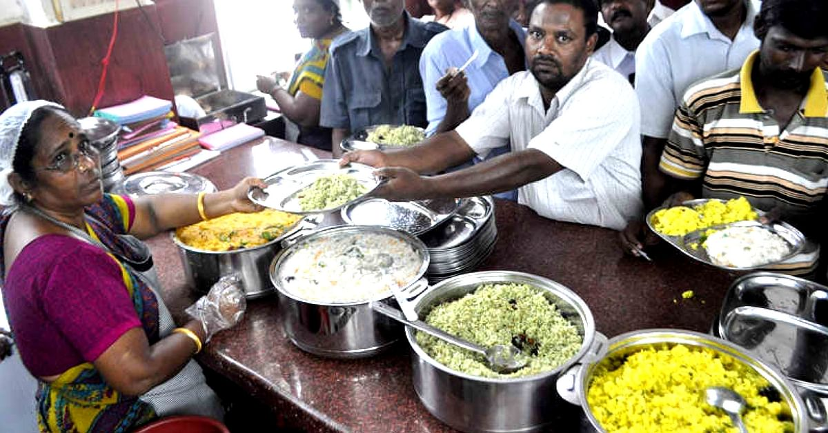 From Amma's Canteens to Annapurna Rasois: How India's Low Cost Canteens are Feeding the Hungry