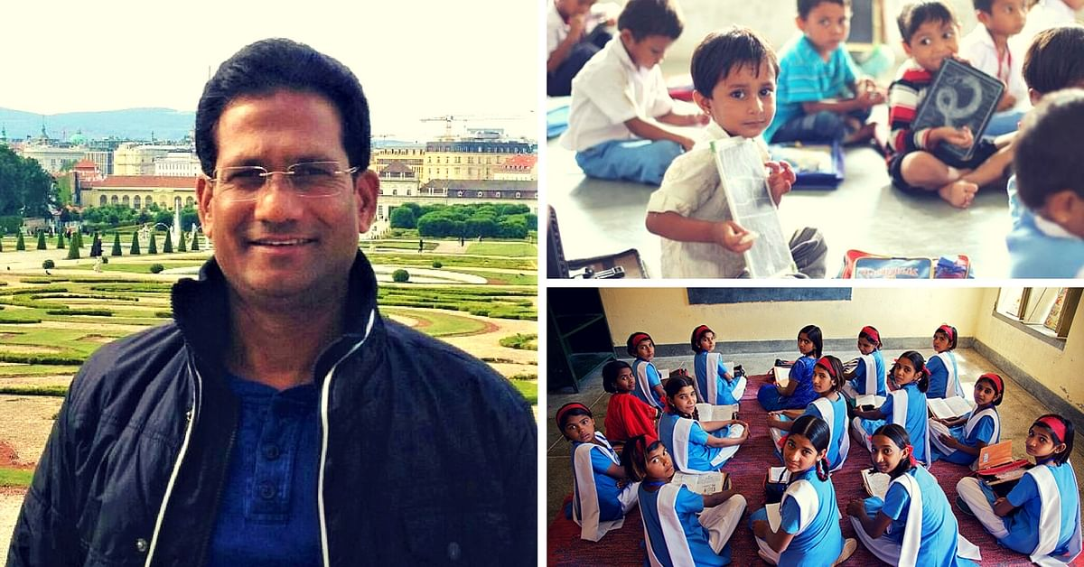 How an Innovative IAS Officer Is Single-Handedly Reviving Rajasthan's Education System