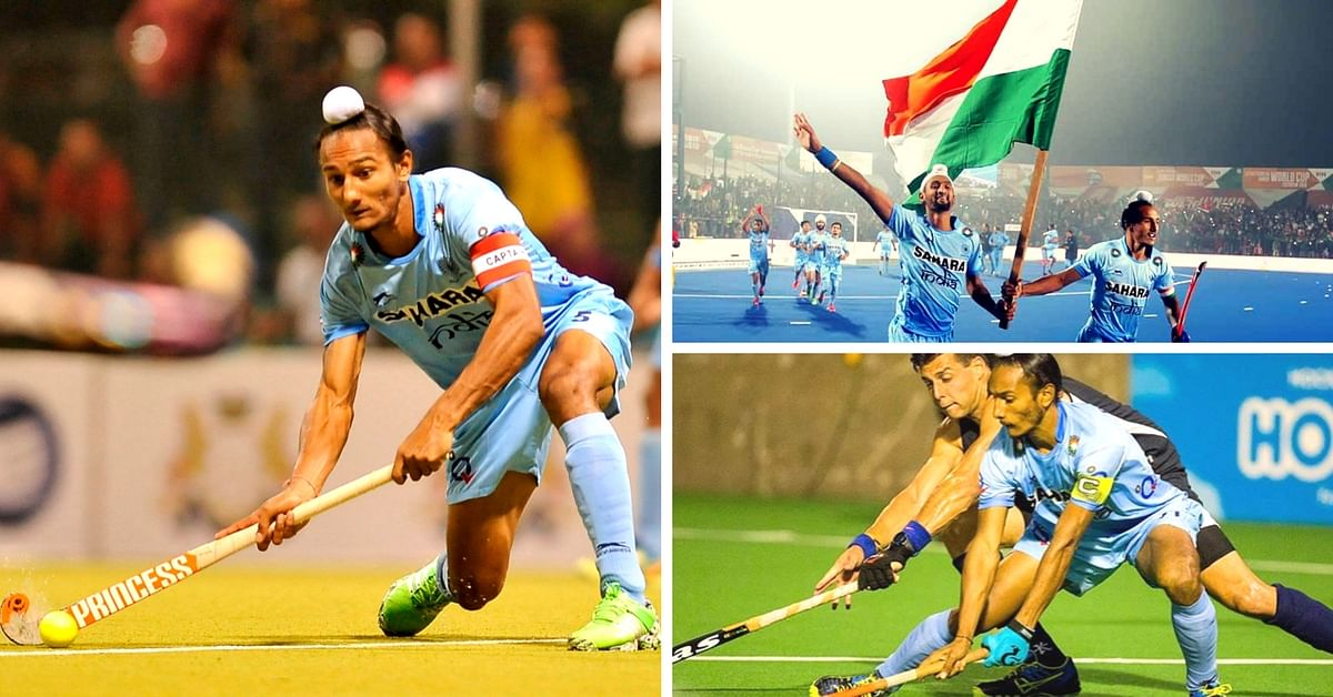 A Truck Driver's Son, Harjeet Singh Led the Indian Junior Hockey Team to a Historic World Cup Win