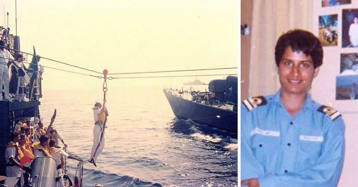 TBI EXCLUSIVE: Meet Sandhya Suri, One of Indian Navy's First Women Officers to Serve on a Warship
