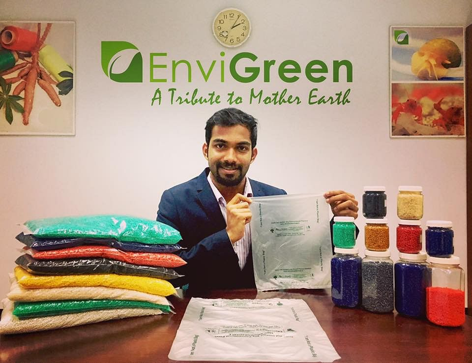 "Revolutionary Bengaluru-Based Biotech's ""Unplastic"" is Out"