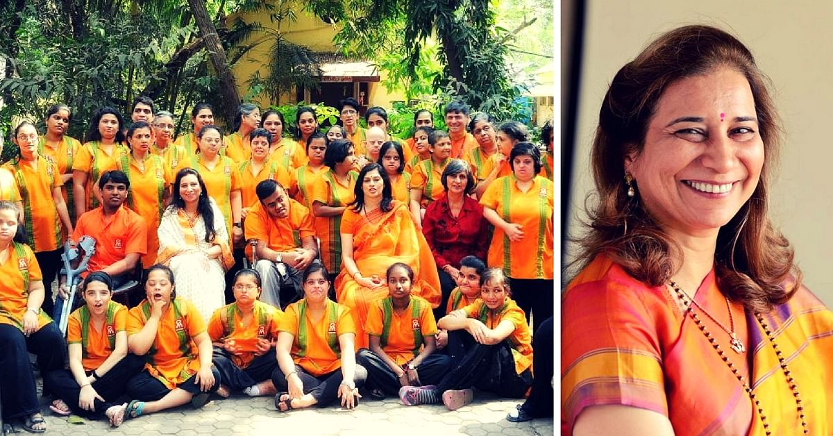This Woman Has Helped 10,000 Mentally Challenged Women Live with Dignity