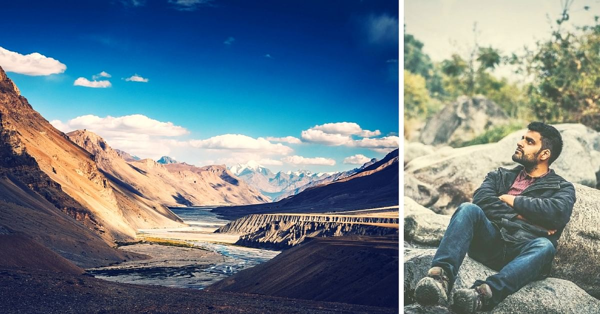 Meet the Guy Who Quit His Well-Paying Job to Become a Full Time Traveller and Photographer