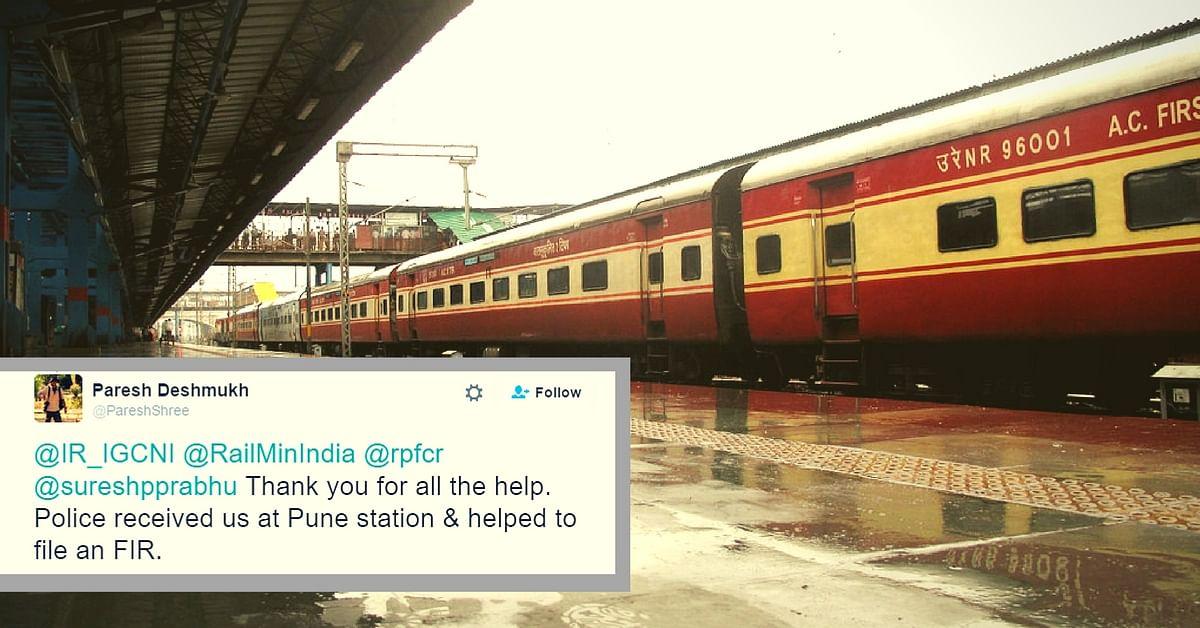 Twitter & Railways Go Hand in Hand: How Travellers Received Help When a Handbag Was Stolen
