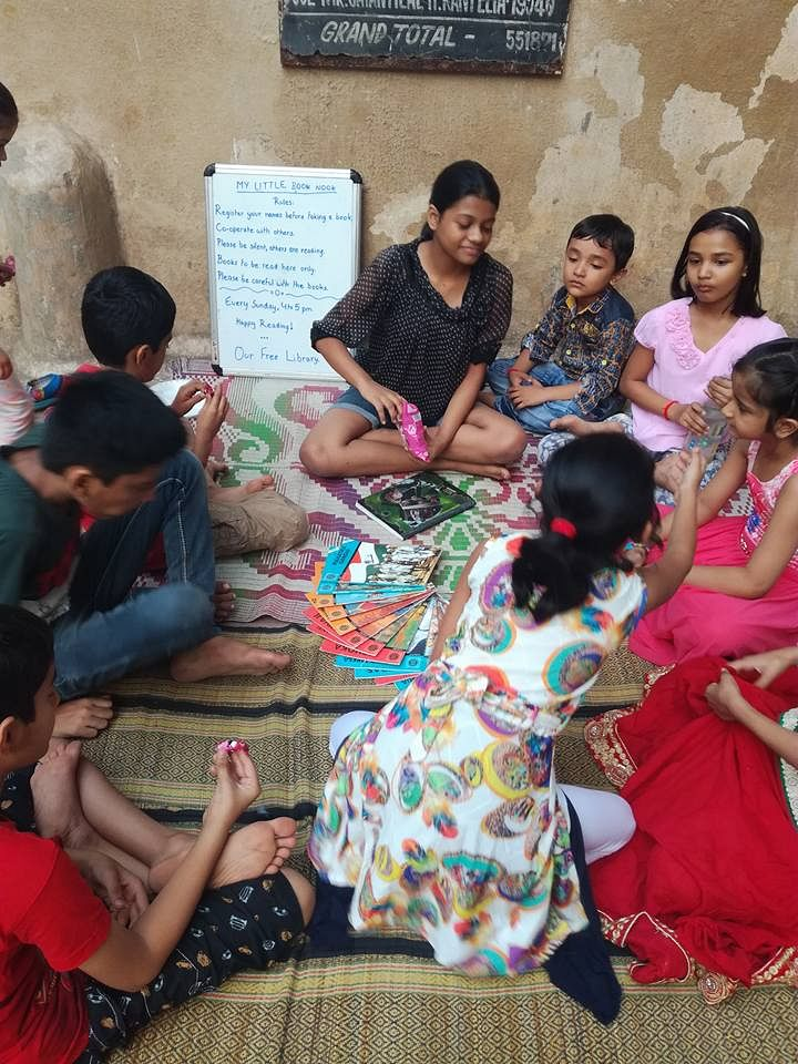 Adhya's free library for kids