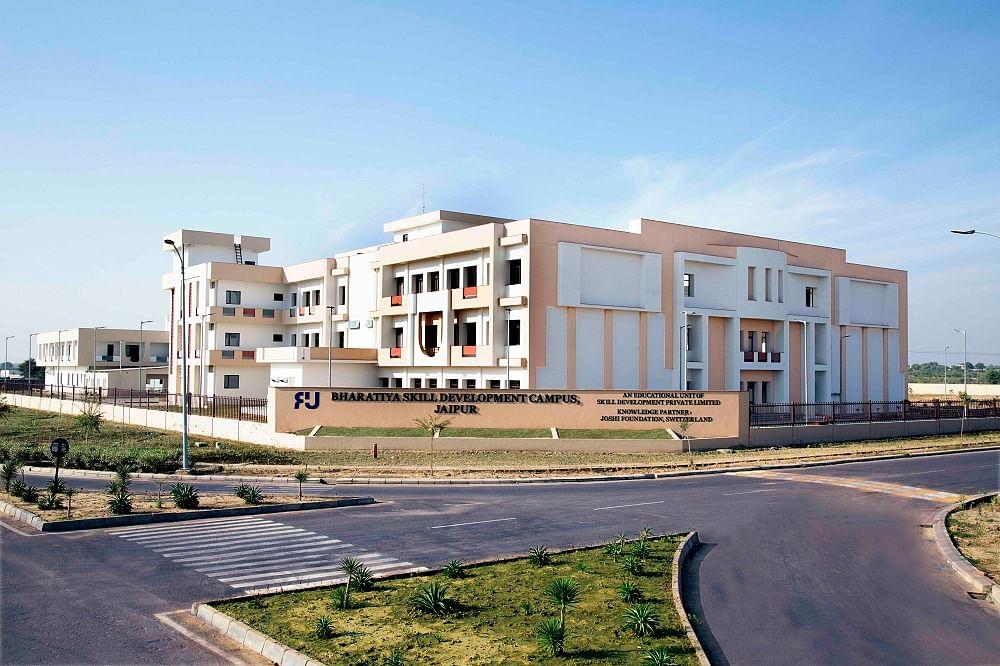 BSDC facility at the DTA, MWC Jaipur