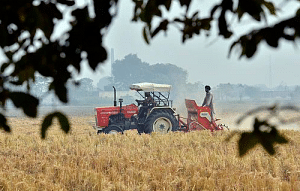 Call all of India have an organic future