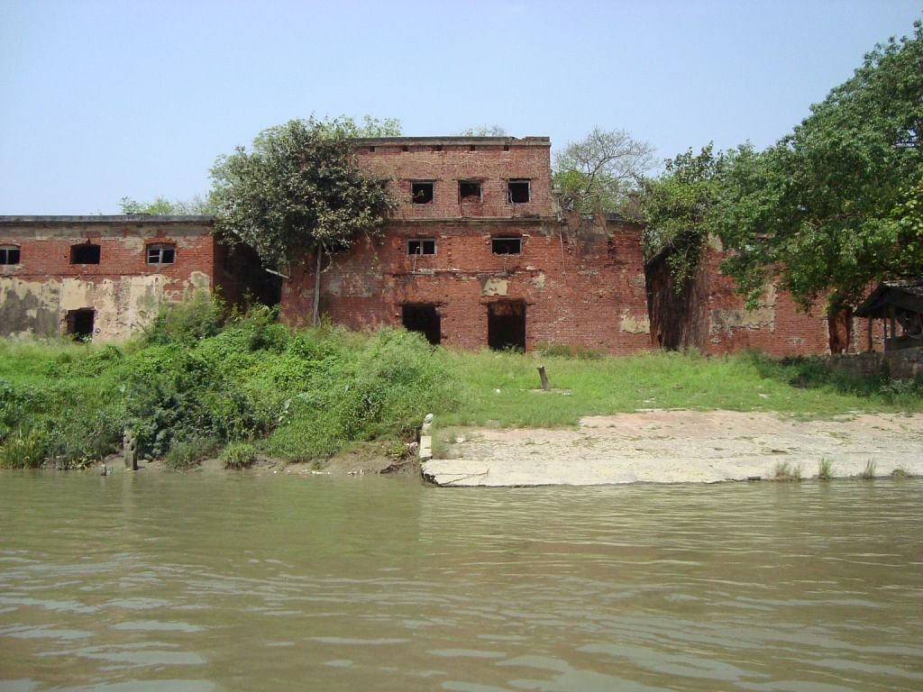 A 19th-century British Salt Factory in Howrah
