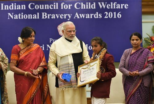 Stories of the 25 Children Who Won the National Bravery