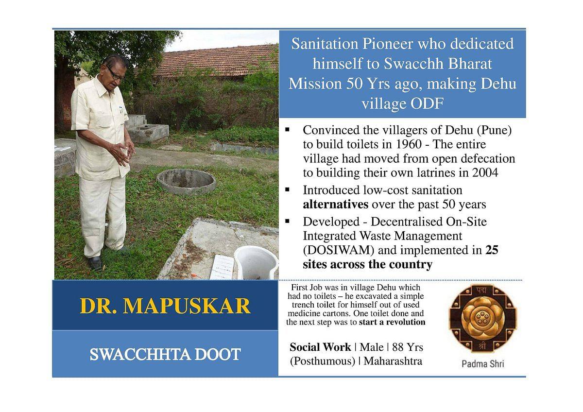 Dr Mapuskar