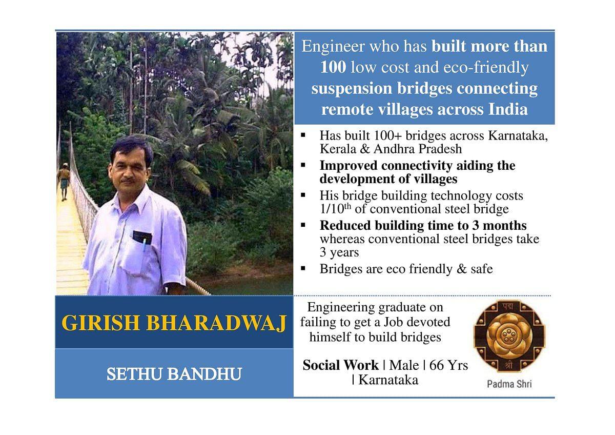 Girish Bharadwaj