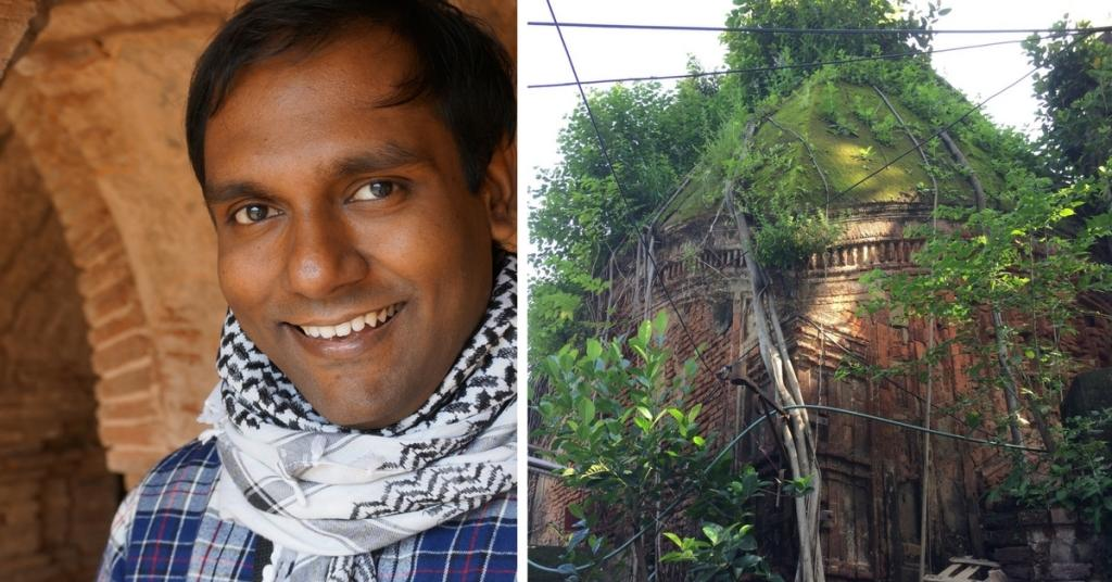 How an Archaeologist from Kolkata Aims to Save the City's Monuments through Heritage Walks