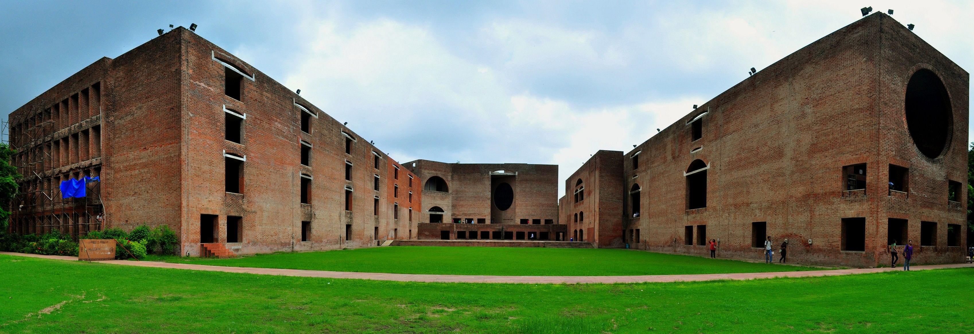 IIM_Panorama_Ahmedabad