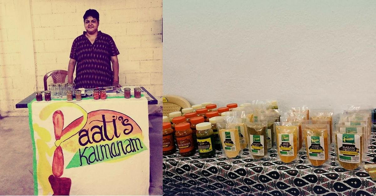How a Tour Operator by Day Used Her Family Recipes to Start an Organic Food Business by Night