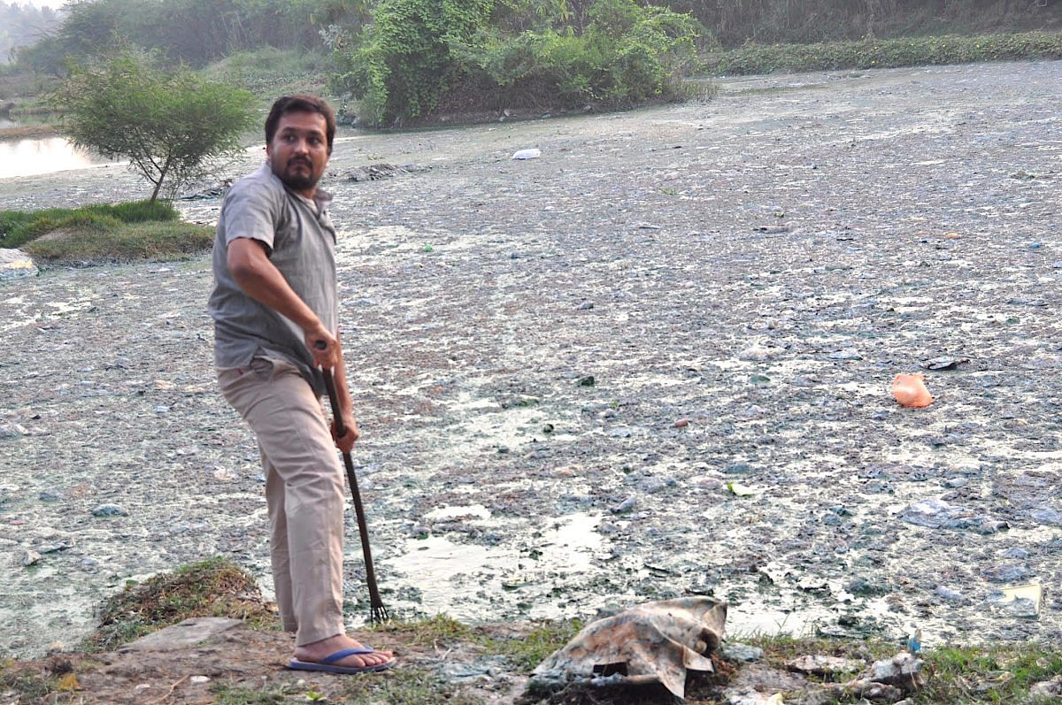 TBI Blogs: Meet the Man Who Is Single Handedly Rejuvenating Salem's Dying Lakes