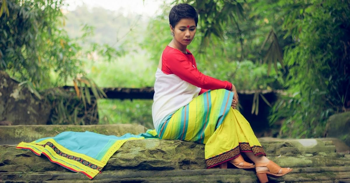 Meet the Entrepreneur Who Is Empowering Assam's Lesser Known Dimasa Cachari Women Weavers