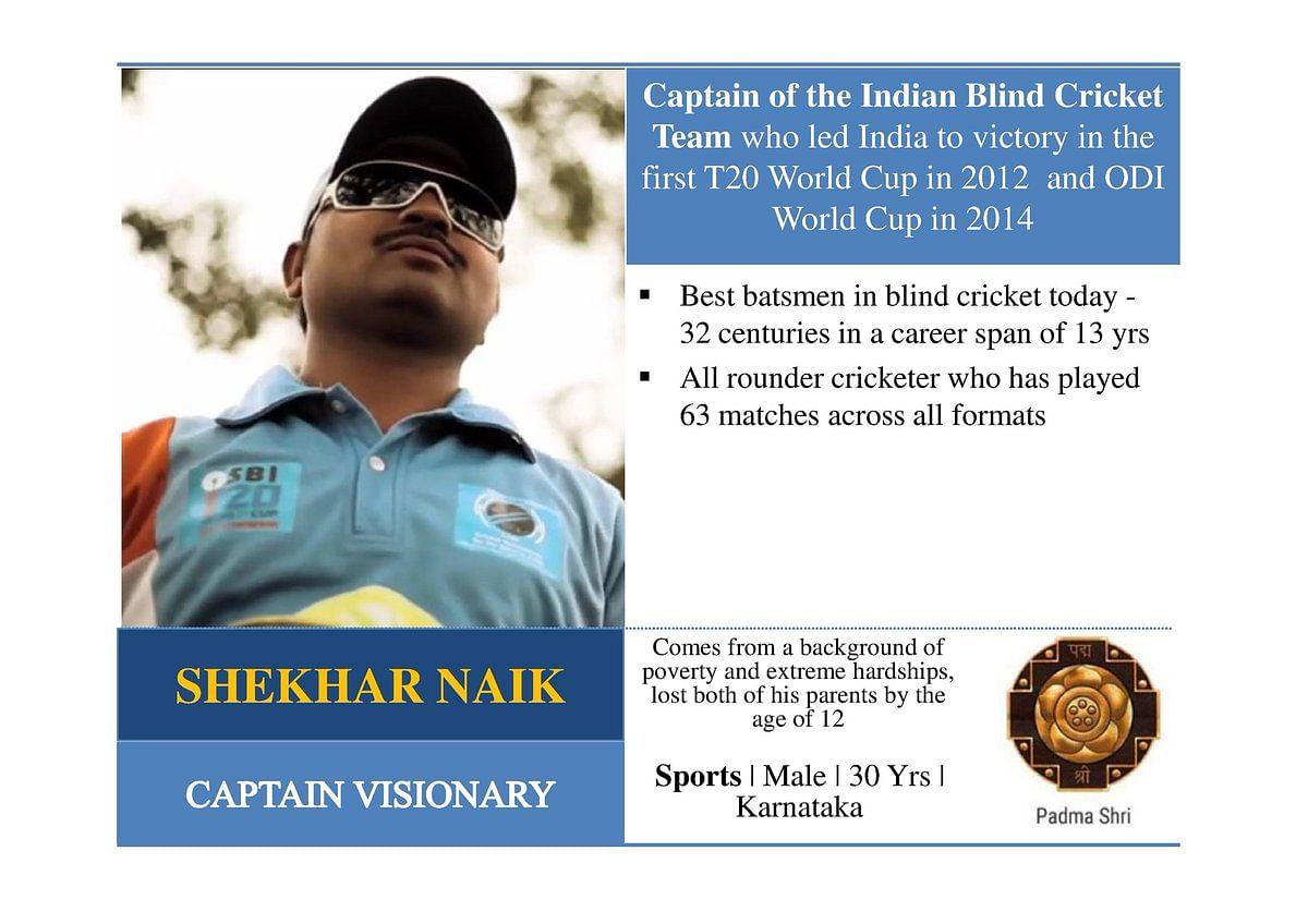 Shekhar Naik
