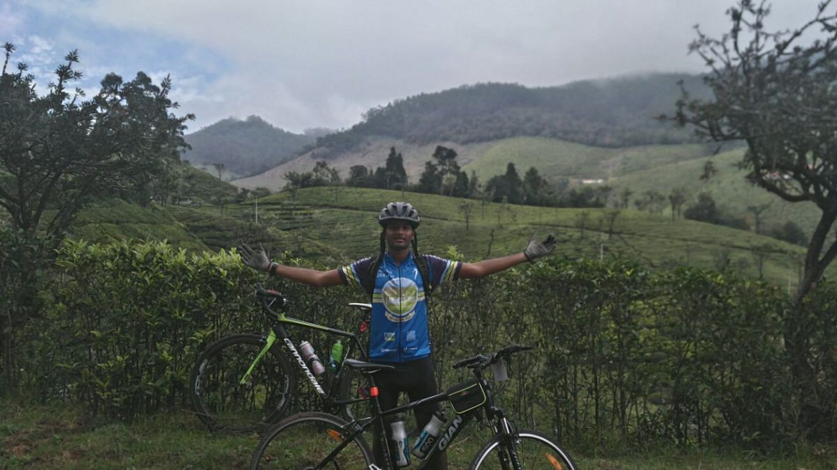TBI Blogs: This 19-Year-Old Cycled over 800 Km in a Week, Conquering the Gruelling Tour of Nilgiris