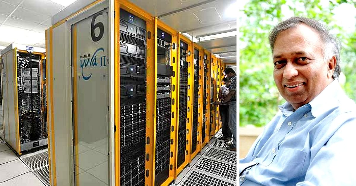 The Little Known Story of How India's First Indigenous Supercomputer Amazed the World in 1991