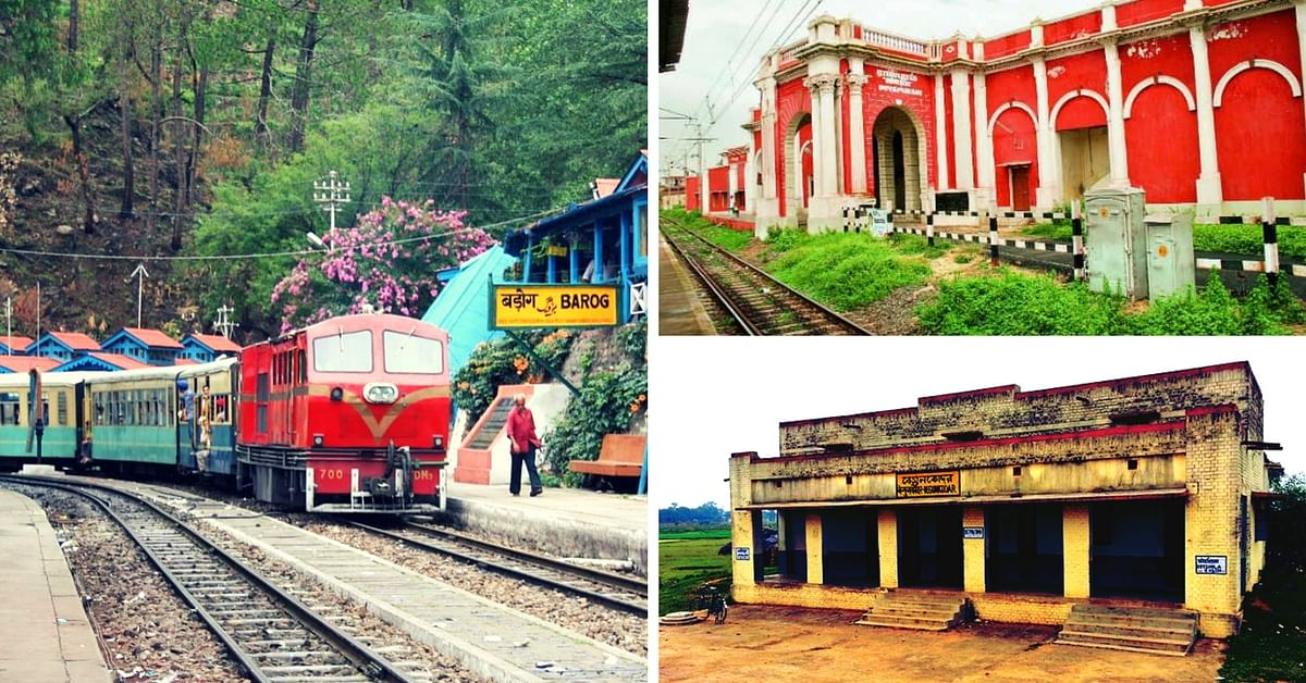 8 Railway Stations in India with the Most Fascinating Stories to Tell