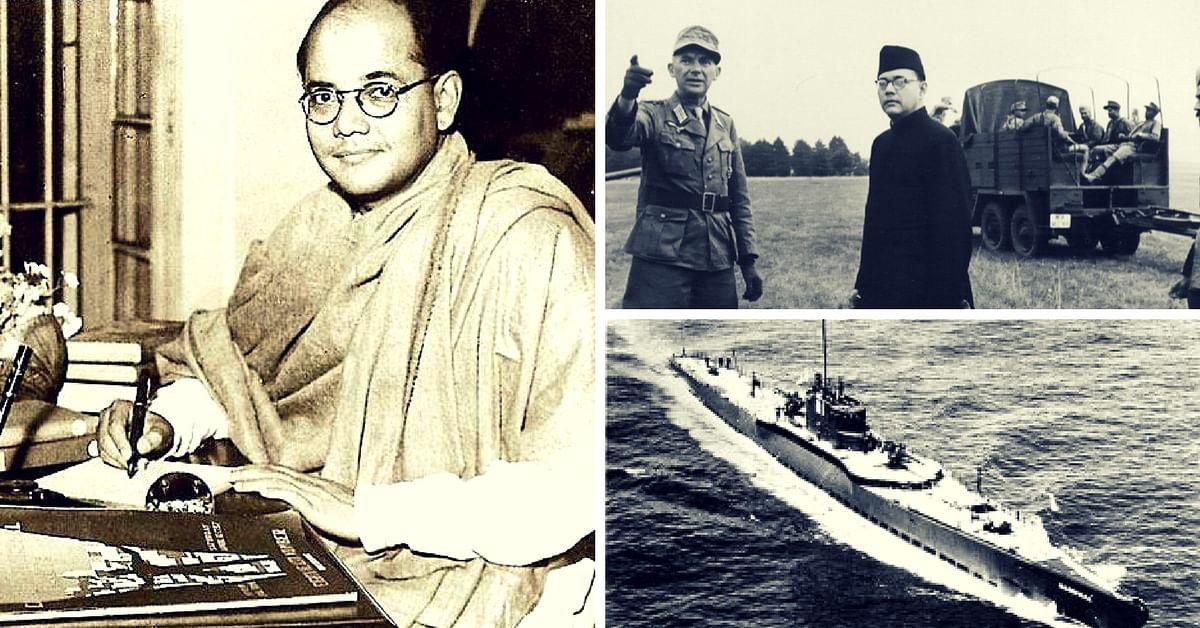 The Story of Subhash Chandra Bose's Submarine Journey in 1943