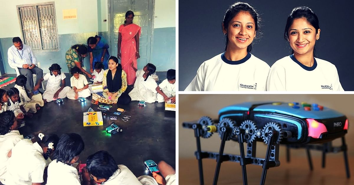 Underprivileged Orphan Girls in India Are Learning Robotics, Thanks to This Unique STEM Initiative