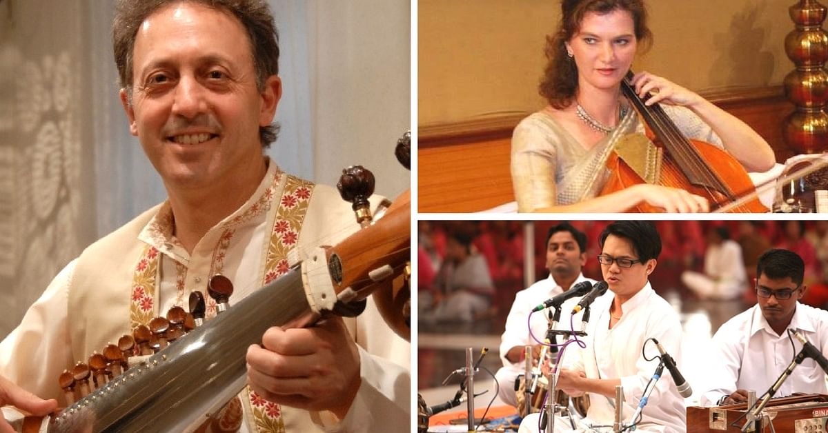 8 Talented Foreigners Who Are So Good at Indian Classical Music They Would Put Many of Us to Shame!