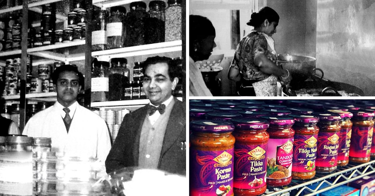 How a Street Sweeper and His Wife Built Britain's Largest Indian Food Empire