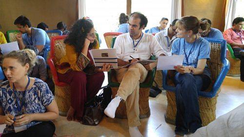 Mentors at PARI