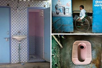 WaterAid Toilet Design