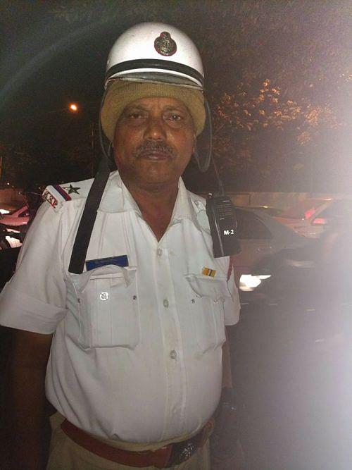 cop bangalore