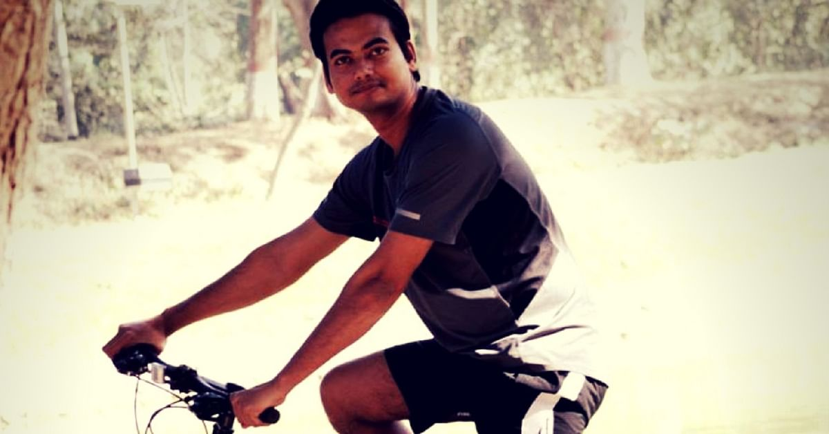 10,000km, 6 Months & One Man on a Cycle – Arvind Mishra Wants to School You on Climate Change