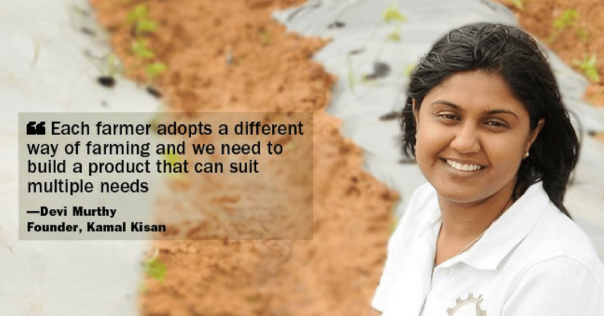 This Electrical Engineer and IIM Alumnus Is Now Helping Small Farmers with Her Innovations