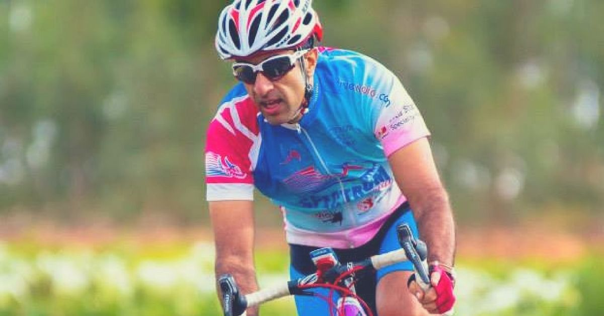 Meet the Bangalore Neurosurgeon Who Has Pedaled Hard to Fund 97 Spinal Surgeries till Date