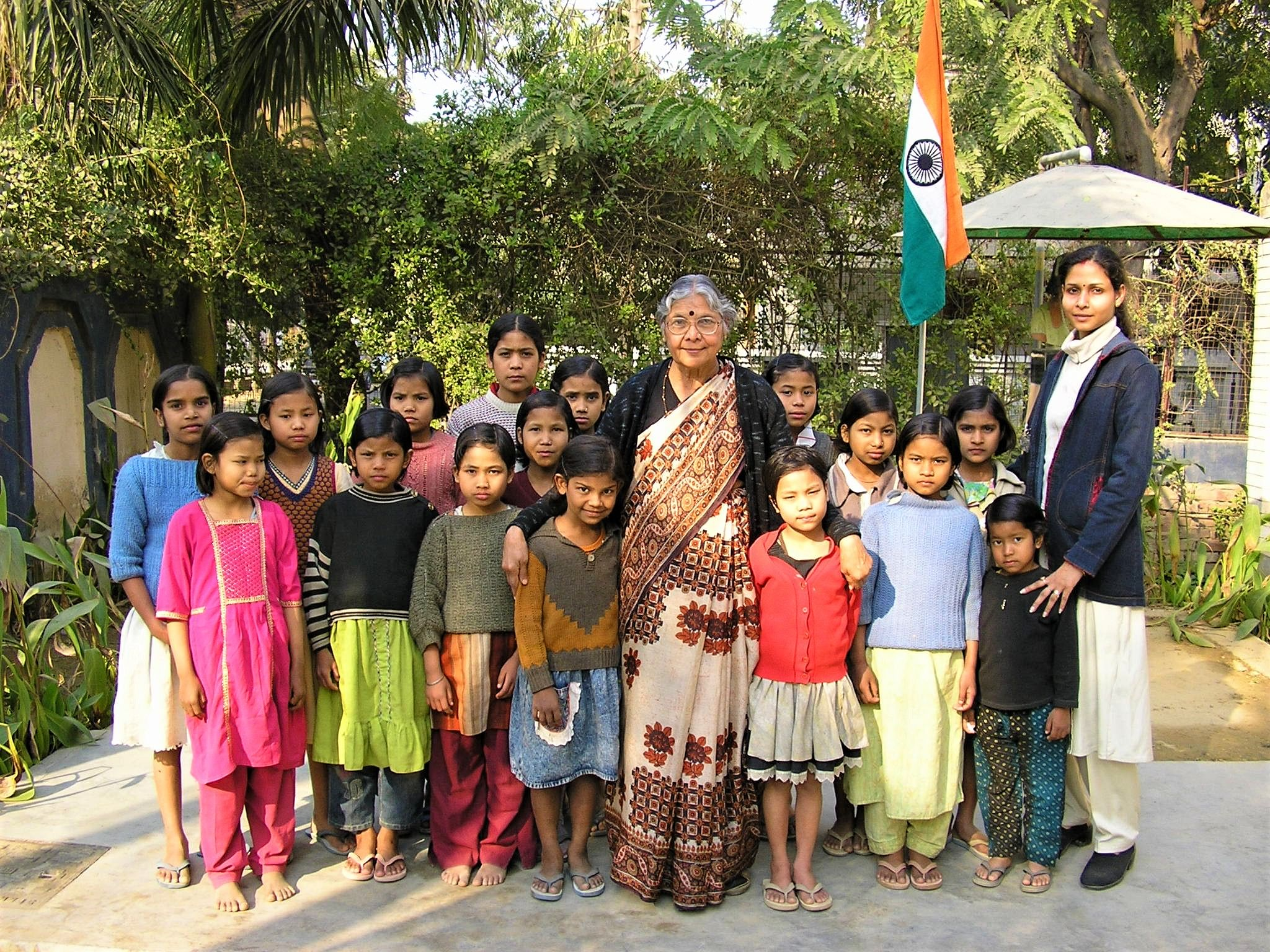 She Lost Her Daughter 30 Years Ago. Today, Sarojini Agarwal Is Mother to 800 Abandoned Girls!