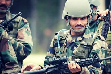 indian army cover