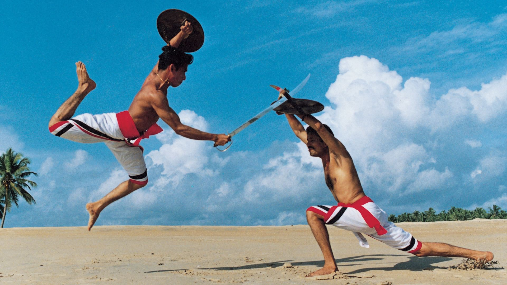 8 Indian Martial Art Forms and Where You Can Learn Them