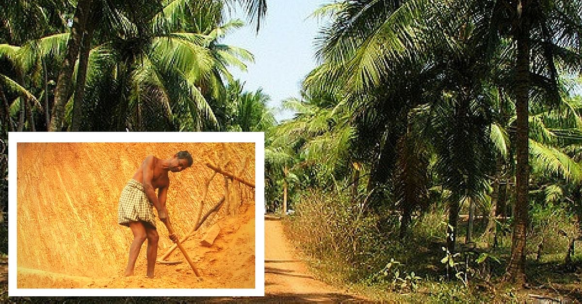 When Turned down by the Panchayat, This Semi-Paralysed Man from Kerala Dug a Proper Road in 3 Years