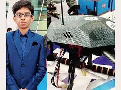 kid drone gujarat