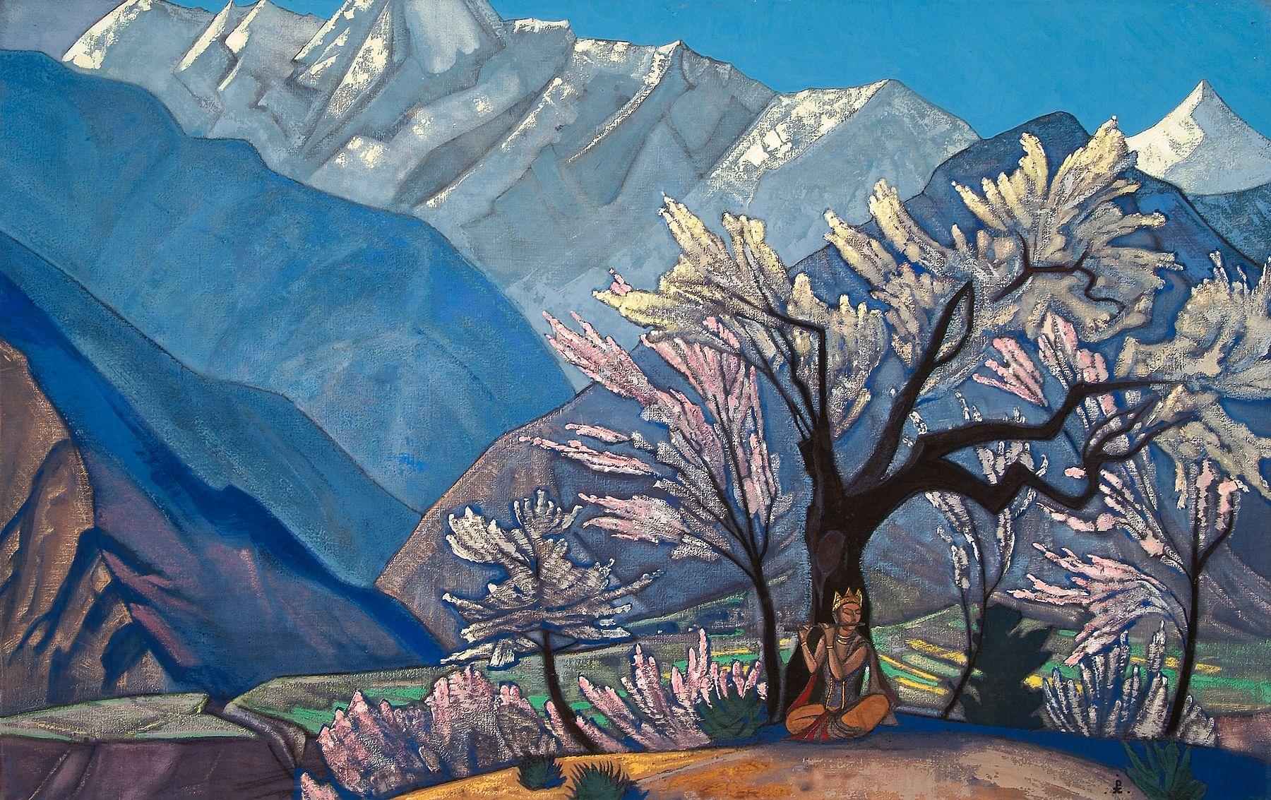 krishna-spring-in-kulu-1930