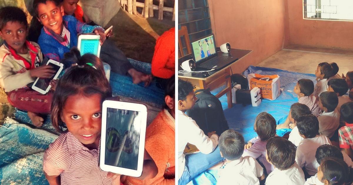 Transforming Education in Rural Bihar Using Animated Videos