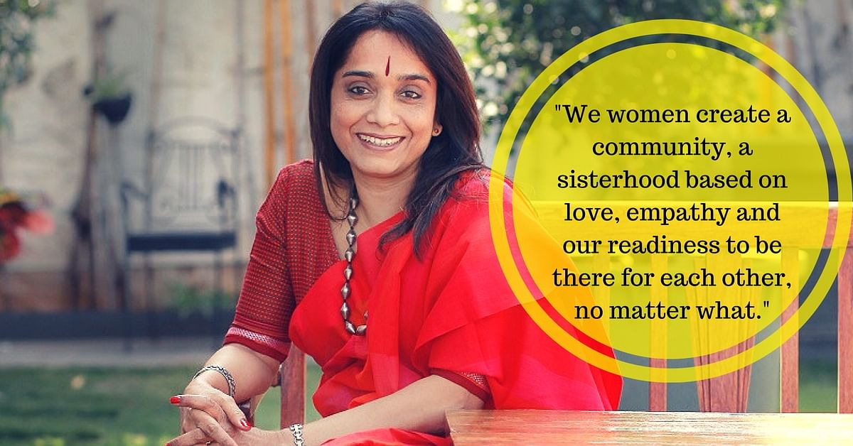EXCLUSIVE: Author Sudha Menon on the Women in Her Life Who Empowered Her & Helped Her Succeed