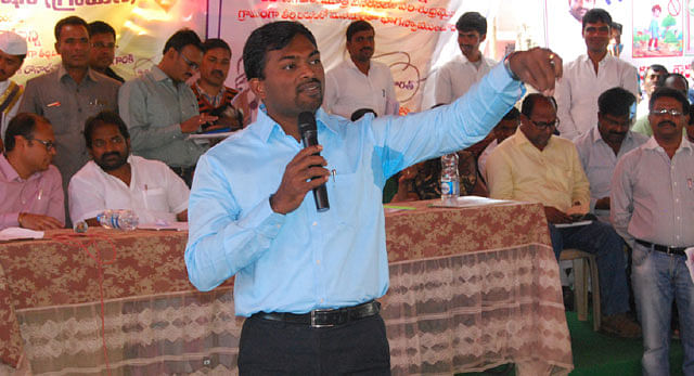 This IAS Officer's Initiatives in Telangana Villages is