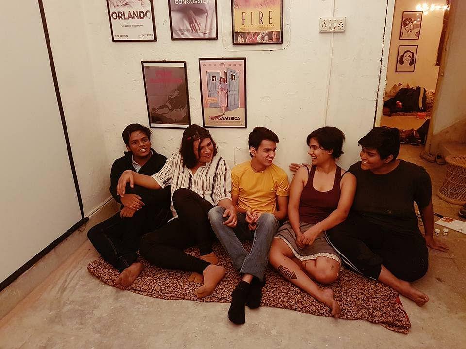 The Amra Odbhuth team