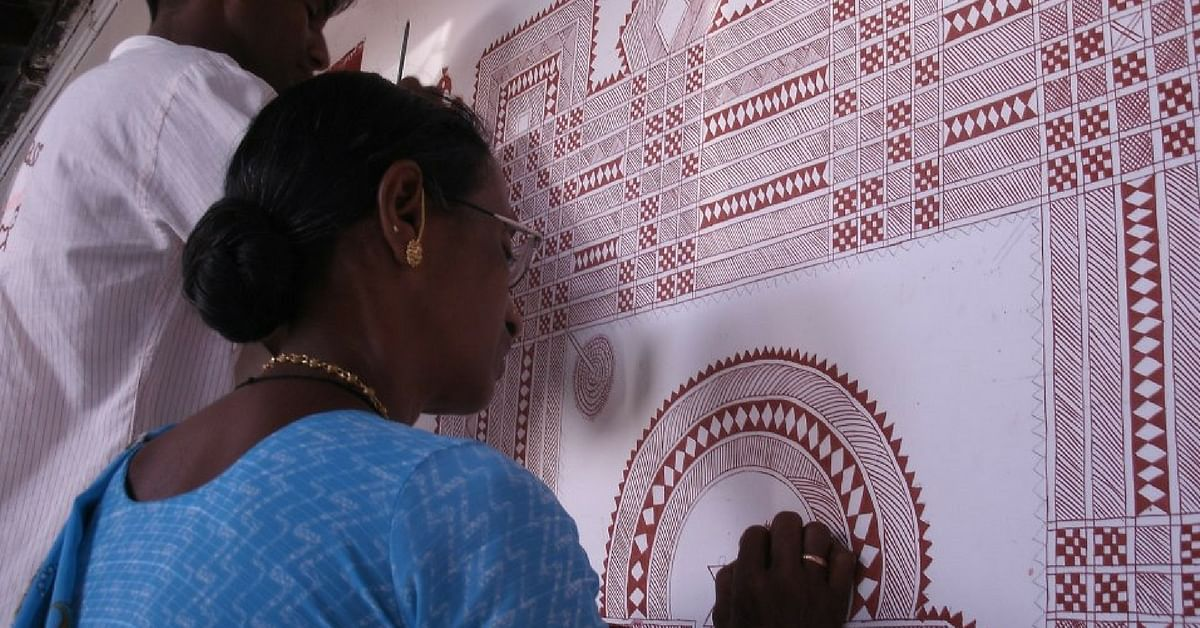 How a Conservationist's Love for Chittara Art Led Her to Empower the Community Behind the Art Form