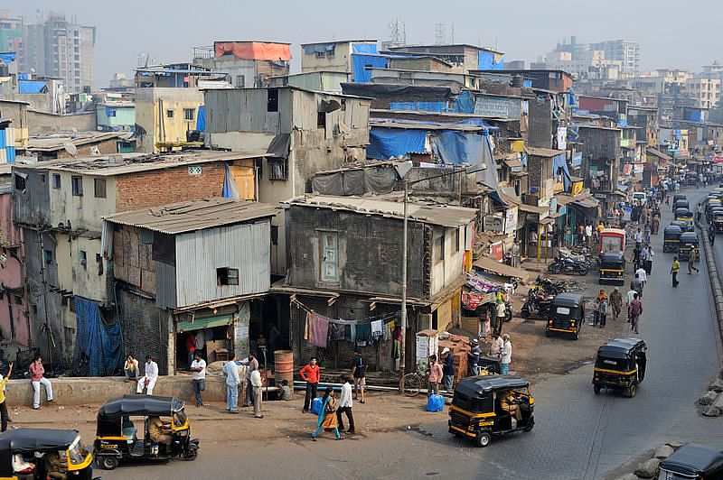 Dharavi is commonly referred to as 'the heart of Mumbai,' and it's not difficult to see why.