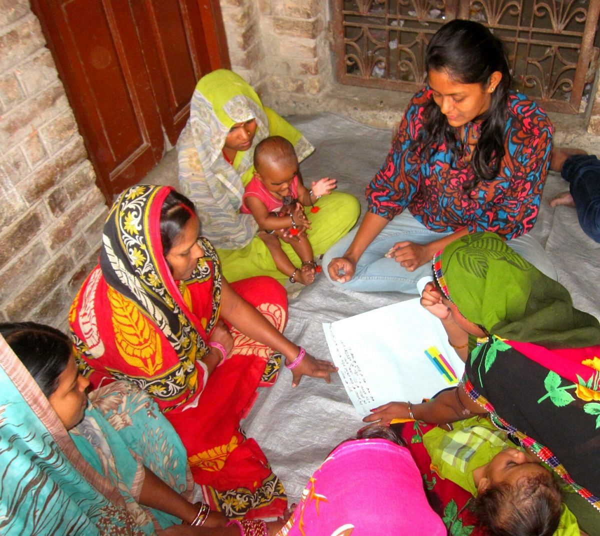 TBI Blogs: How a Neo-Natal Workshop in Rural Bihar Helped a Woman Deliver Her Own Baby in an Emergency