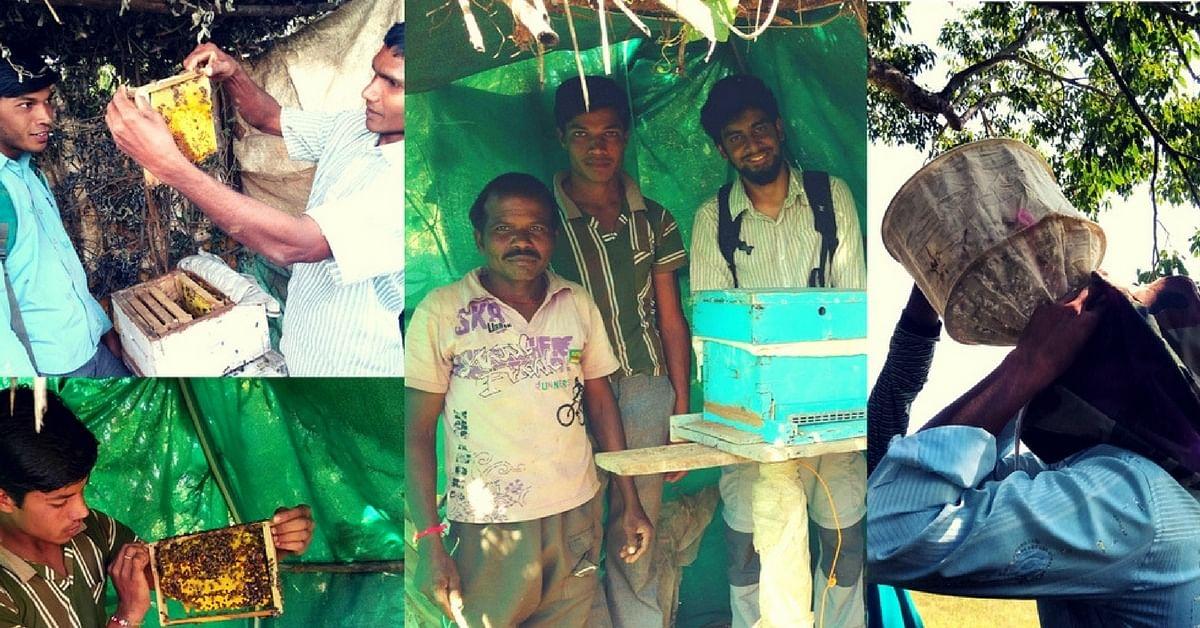 TBI Blogs: Meet 20-Year-Old Sanju Yaduvanshi – Class 8 Dropout, Professional Beekeeper, Inspiration
