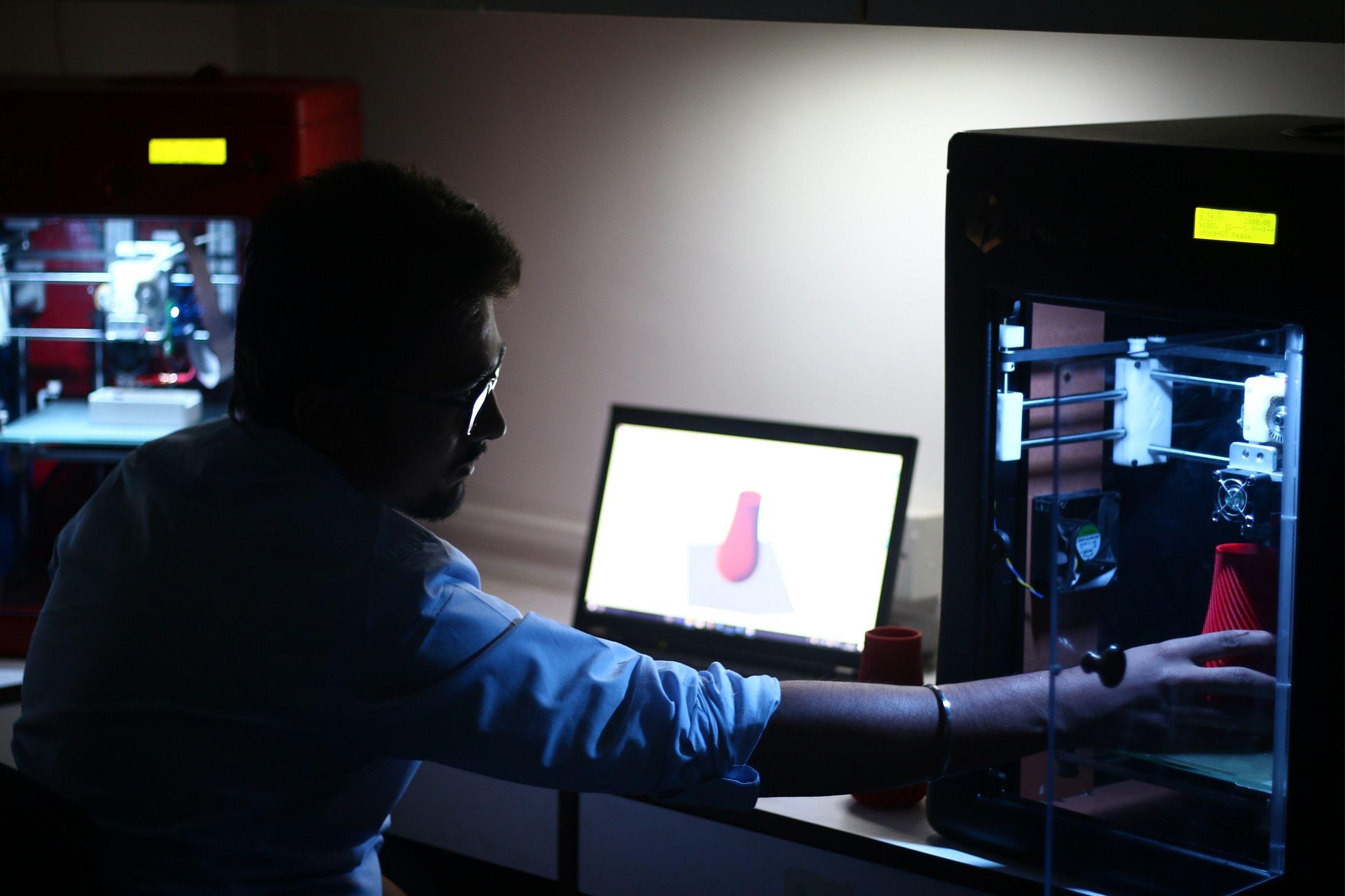Indie 3D Printer 2